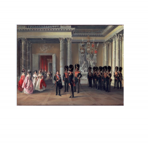 Interieur des Winterpalasts in Petersburg