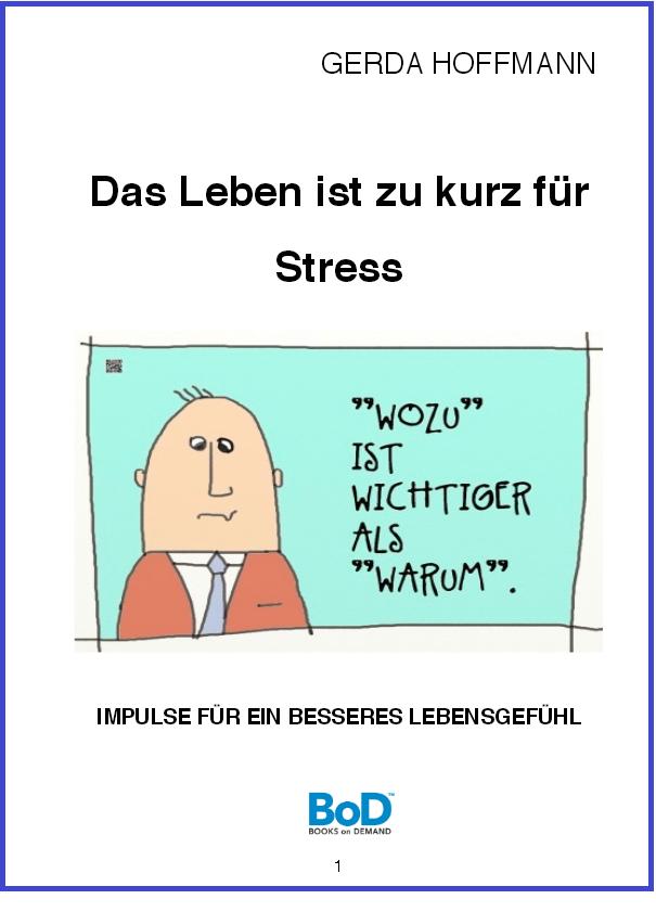 keinen stress bilder