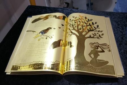 Ja, wunderschöne Bücher gibt es auch