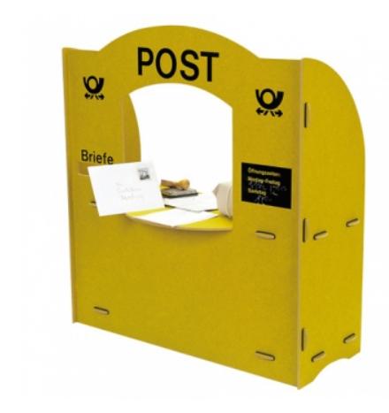 Post für Kinder