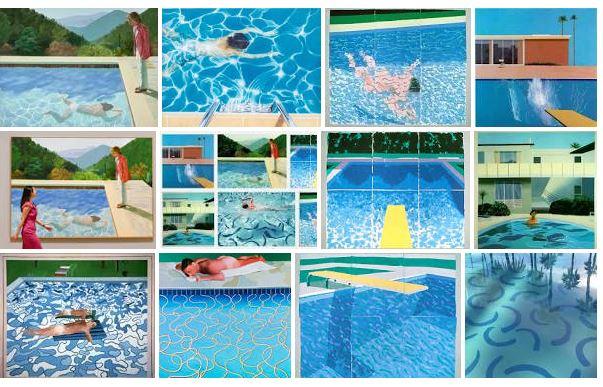 Auf zur Pool Party mit David Hockney