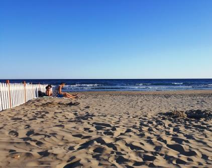 neue Blogs zum Kennenlernen - auch am Strand