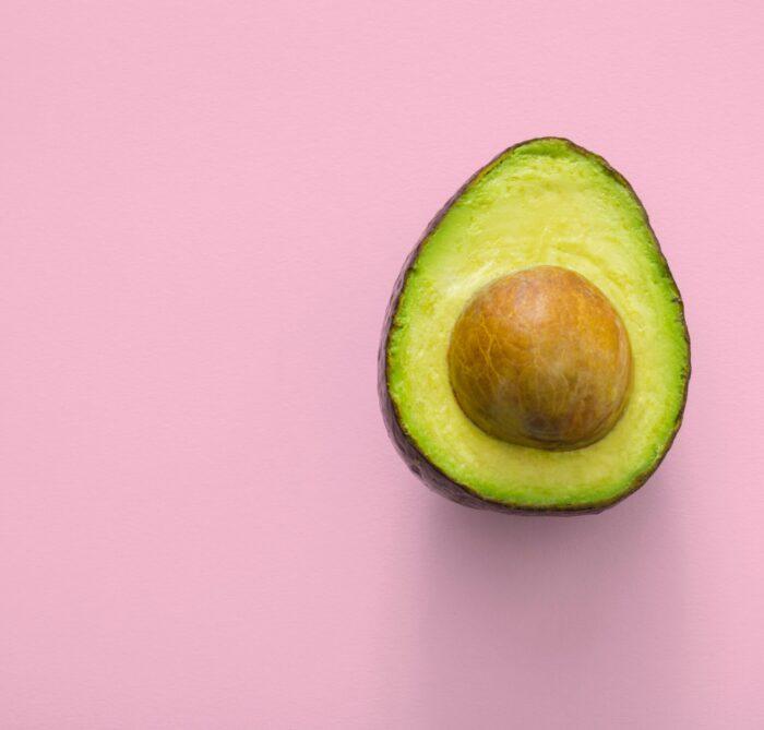 einfach perfekt ist die Avocado