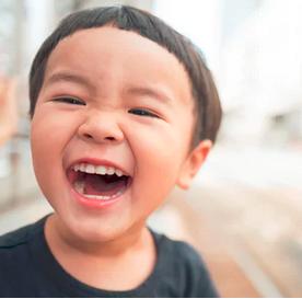 Humor bei Kindern - erlernt?