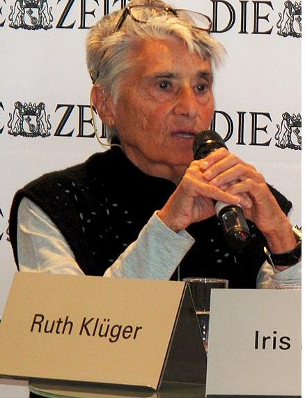 Portrait Ruth Klügers